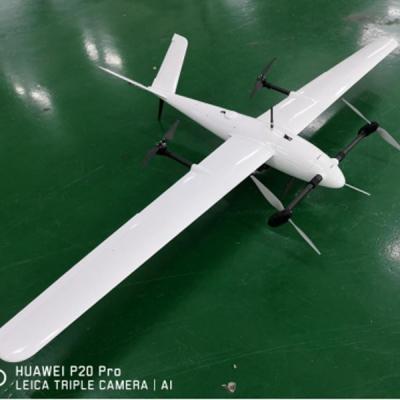 电力巡检小型倾转旋翼垂直起降无人机