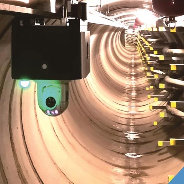 吊装轨道常规智能巡检机器人