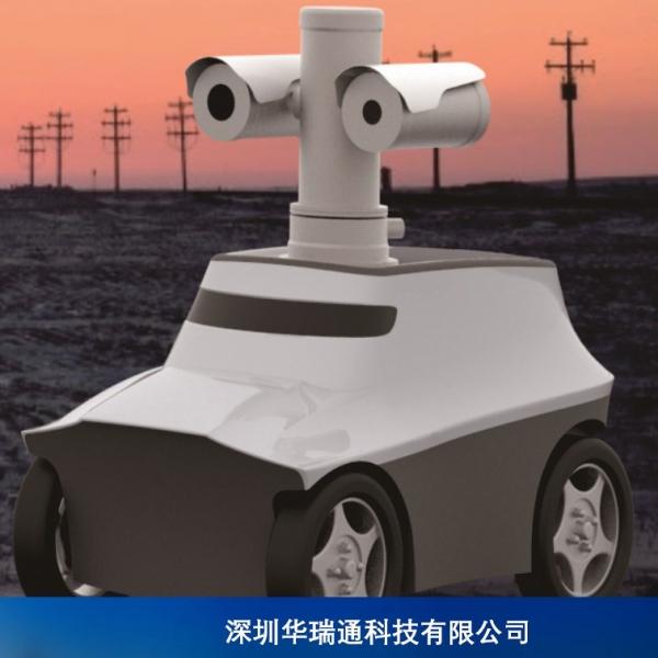 轮式隔爆巡检机器人